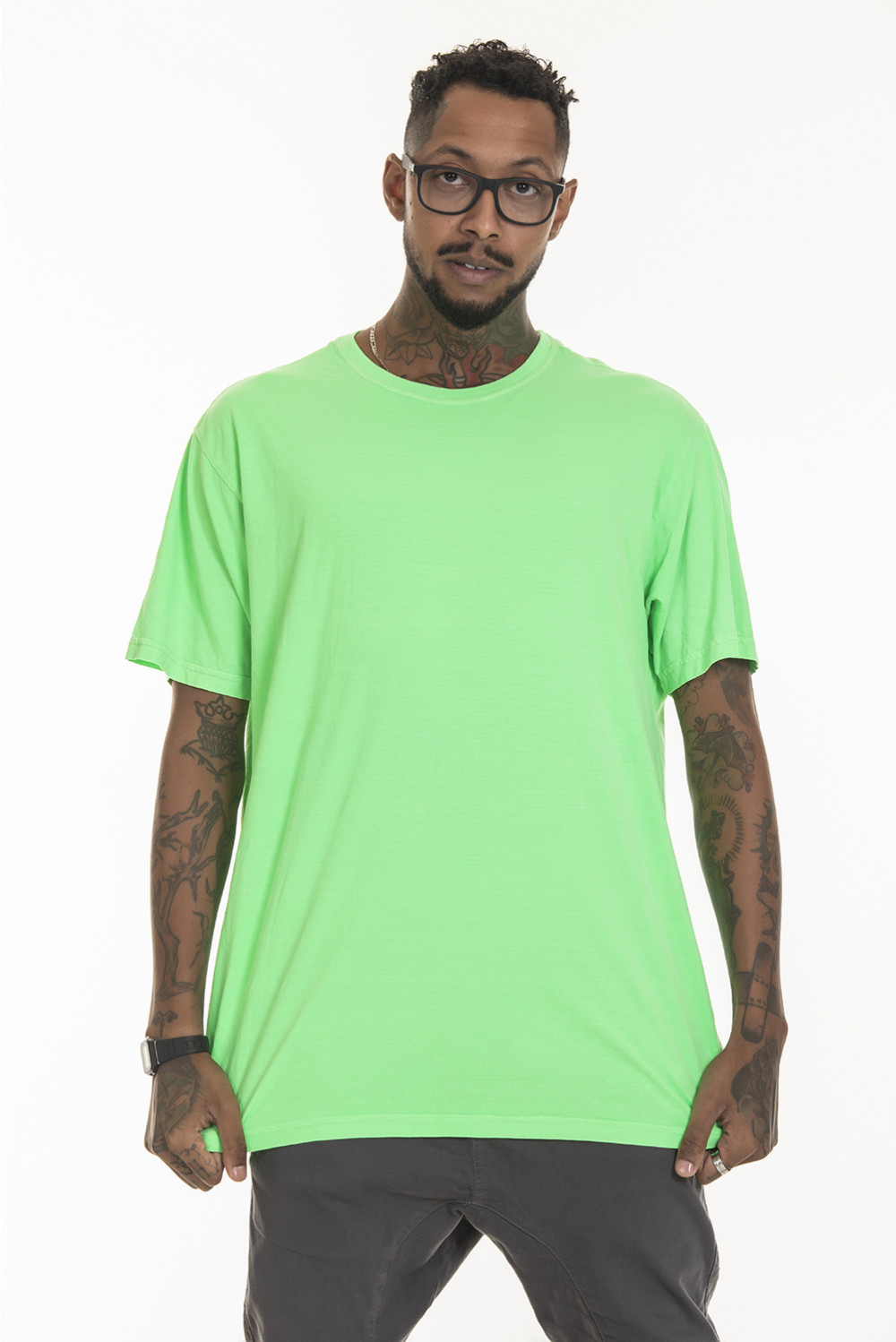 Pack de 3 Camisetas Korova Regulares Neon
