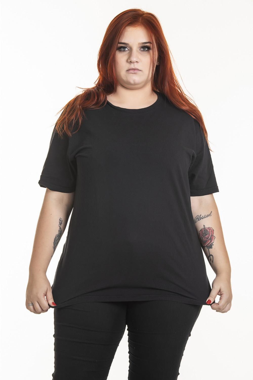 Camiseta Korova Basica Preta