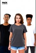 Pack de 3 T-shirts (slim) Korova Básica