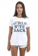 Camiseta Korova Girl (Flower) Power Bite