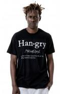 Camiseta Korova Hangry Preta