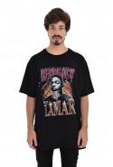 Camiseta Korova Rap 90s Kendrick Lamar Preta