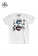Camiseta Korova x Lucas Coelho OLHO AZUL