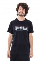 Camiseta Korova Reputation Preta