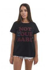 Camiseta Korova Girl (Flower) Power Babe