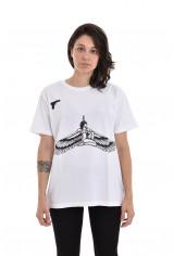 Camiseta Korova Rihanna Tattoo Branca