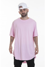 Pack de 2 Camisetas Tall Tee VINHO / ROSA CANDY
