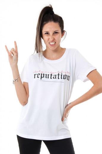 Camiseta Korova Reputation Branca