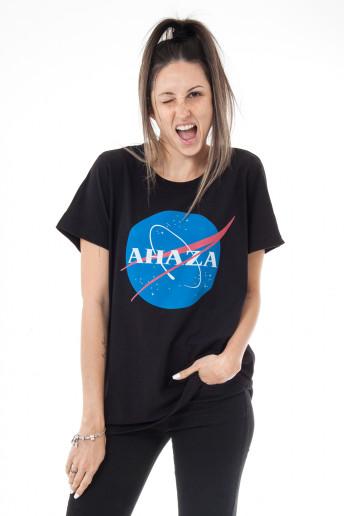 Camiseta Korova Ahaza Preta