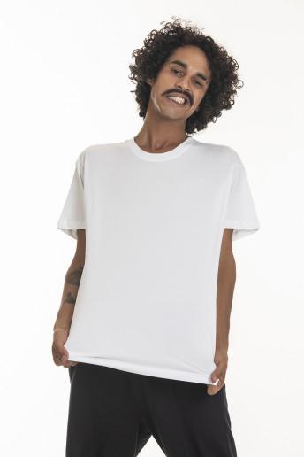Camiseta Korova Basica Branca