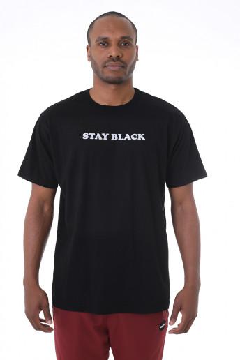 Camiseta Korova Stay Black