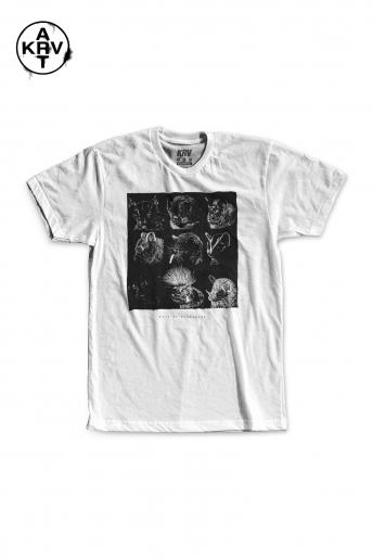 Camiseta Korova x Barragana BAT-HEADS