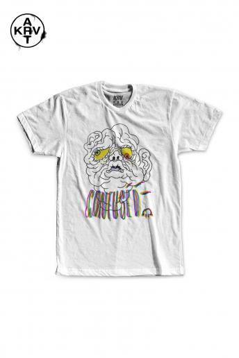 Camiseta Korova x Barragana CONFUSED