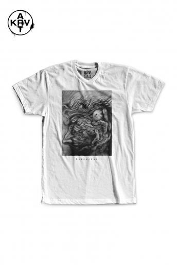 Camiseta Korova x Barragana LUST AND DESPAIR