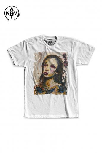 Camiseta Korova x Driin CIGARETTES