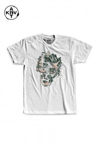 Camiseta Korova x Gnomo CAOS