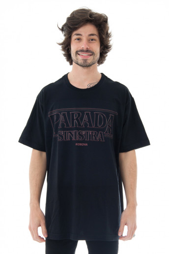 Camiseta Korova X Não Salvo Stranger Things NS