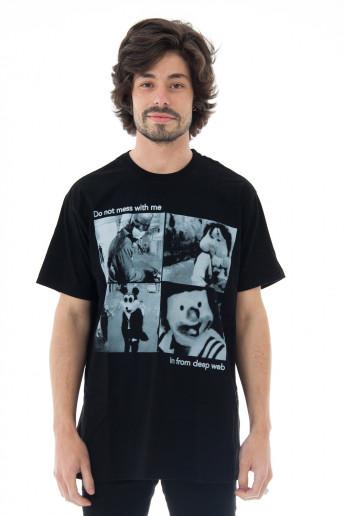 Camiseta Korova Carreta Deep Web NS