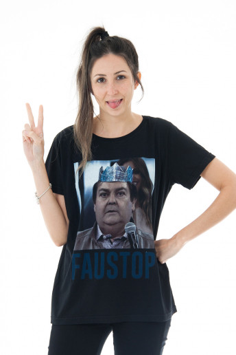 Camiseta Korova Faustop NS