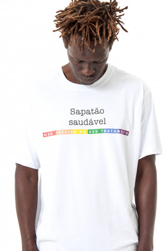 Camiseta Korova Sapatão Saudável