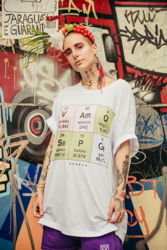 Camiseta Korova VAmOsePGa