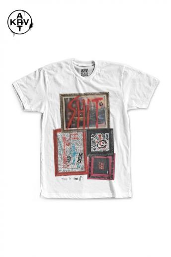 Camiseta Korova x Lucas Coelho ARTWALL