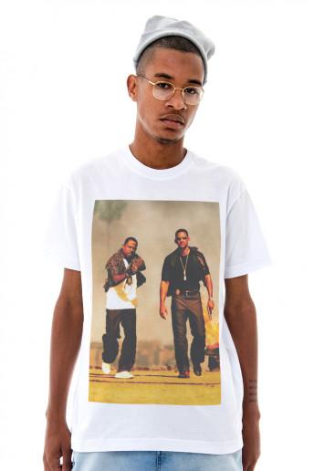 Camiseta Korova Movieshots Bad Boys II Branca