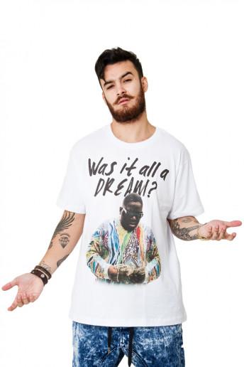 Camiseta (regular) Big Branca