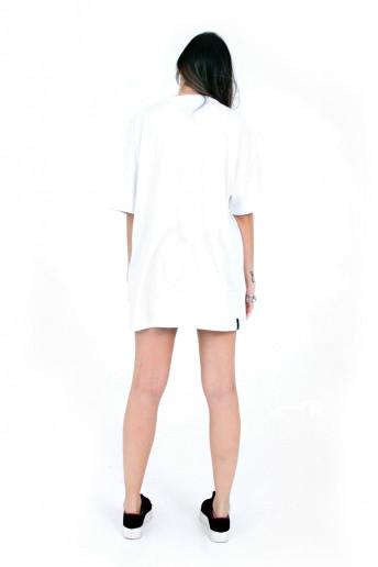 Camiseta Korova Swish Bish Branca
