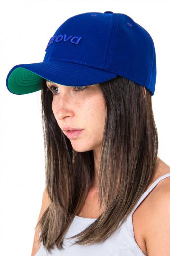 Boné Aba Curva Snapback Korova Logo Azul