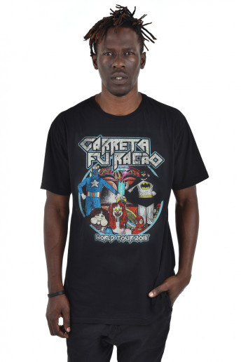 Camiseta Korova X Não Salvo Carreta Furacão NS