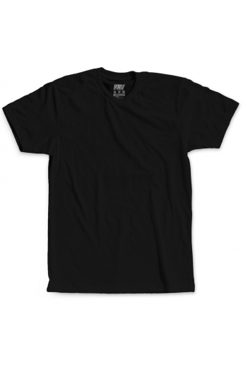 Camiseta (Regular) Korova Kustom Preto