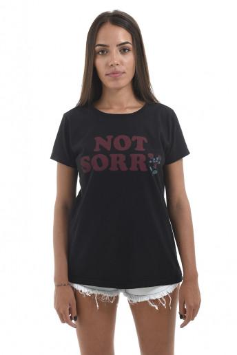 Camiseta Korova Girl (Flower) Power Not