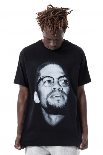 Camiseta Korova Faces Malcolm X
