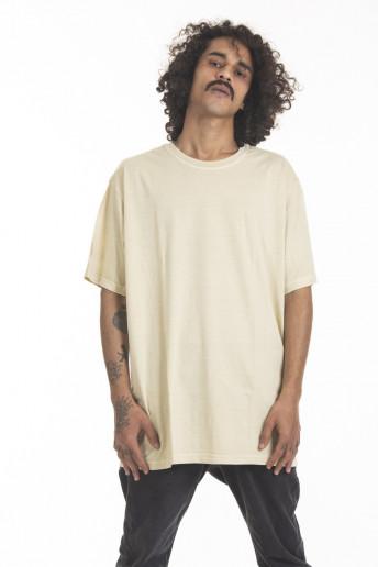 Pack de 3 Camisetas Korova Estonadas Logo HW Mostarda/Vinho/Bege