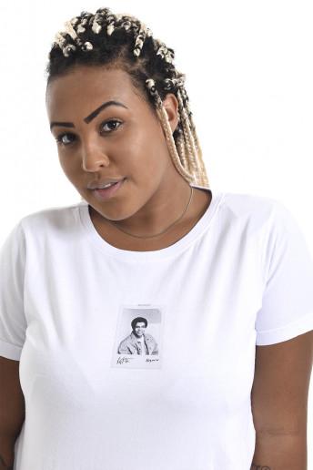 Camiseta Korova Memories Drake Branca