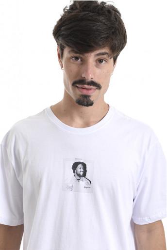Camiseta Korova Memories Kanye Branca