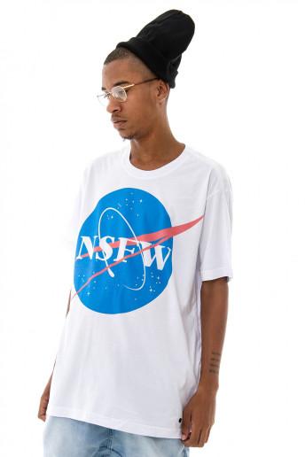 Camiseta (regular) NSFW Branca