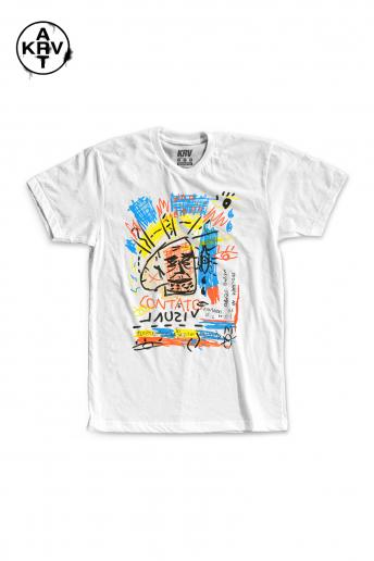 Camiseta Korova x Lucas Coelho CONTATO VISUAL