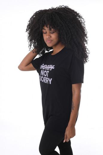 Camiseta Korova Sorry Not Sorry