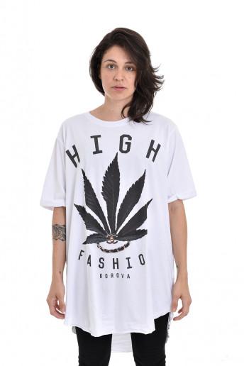 Camiseta Korova High Fashion Branca