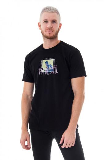 Camiseta Korova No Fancy Shit Preta
