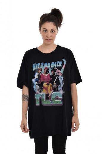 Camiseta Korova Rap 90s TLC Preta