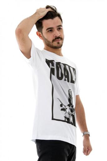 Camiseta Korova Goals Branca