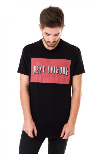 Camiseta Korova Next Episode Preta