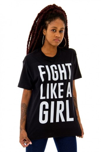 Camiseta Korova Fight Like a Girl