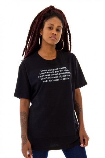 Camiseta Korova Scrubs