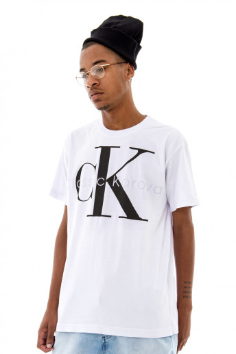 Camiseta (regular) Classic Korova Branca