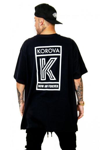 Camiseta Korova Korobasas II Preto