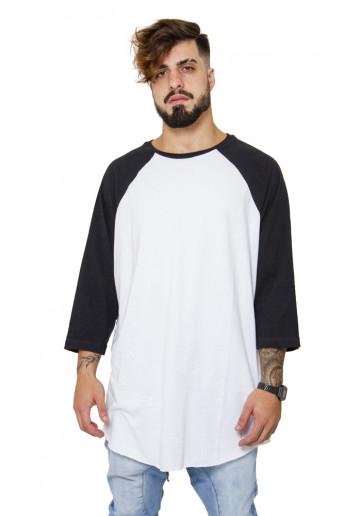 Camiseta Korova Tall Tee Raglan Kustom